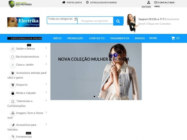 electrika-shop-portugal.com